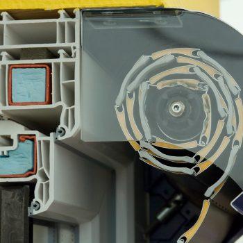 Motorización persianas Eixample
